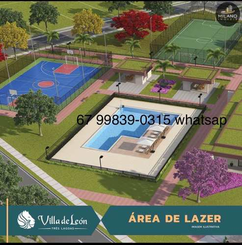 Terreno de Condomínio, código 378 em Três Lagoas, bairro Residencial Villa Dumont