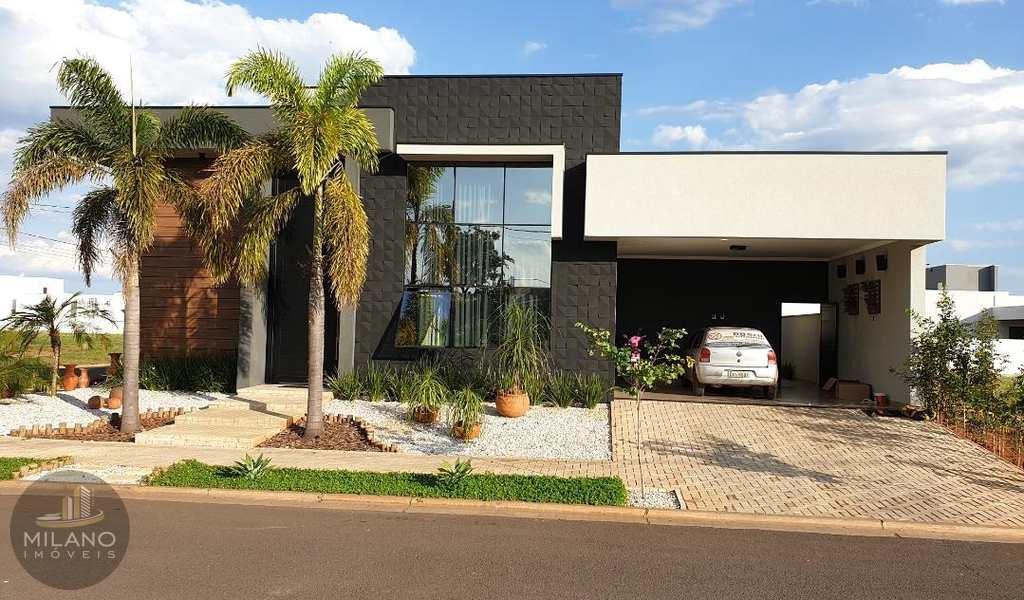 Casa de Condomínio em Três Lagoas, bairro Condominio Terras de Jupia
