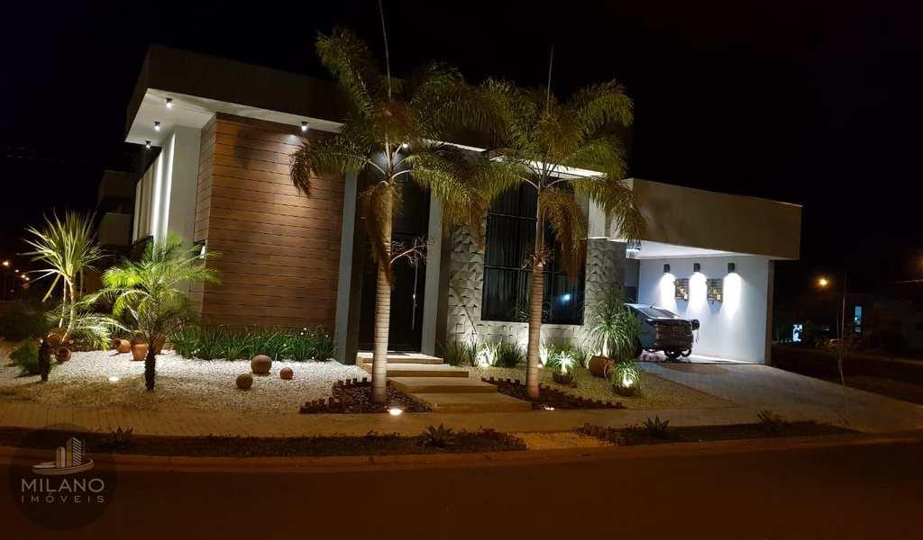 Casa de Condomínio em Três Lagoas, bairro Jardim Angélica