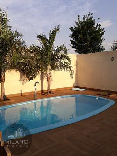 Casa, código 405 em Três Lagoas, bairro Ipê