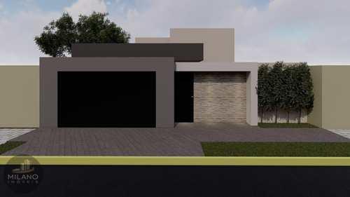 Casa, código 420 em Três Lagoas, bairro Jardim Bela Vista