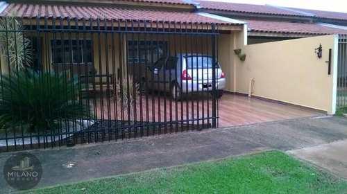 Casa, código 434 em Três Lagoas, bairro Jardim Brasília