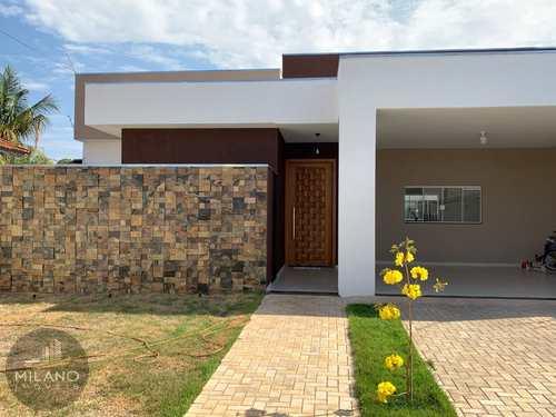 Casa, código 444 em Três Lagoas, bairro Jardim Bela Vista
