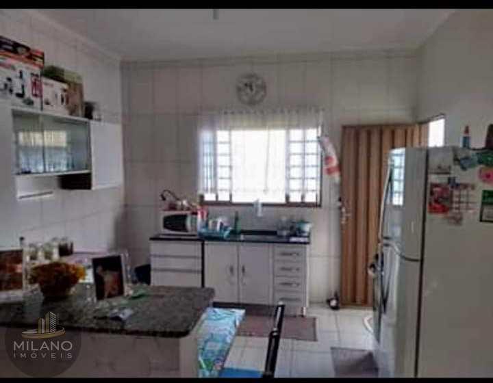Casa em Três Lagoas, no bairro Setsul