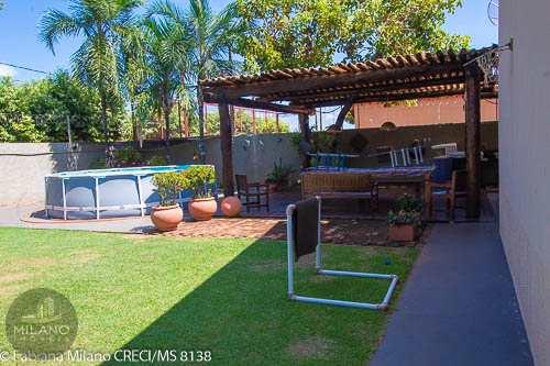 Casa, código 477 em Três Lagoas, bairro Jardim Alvorada