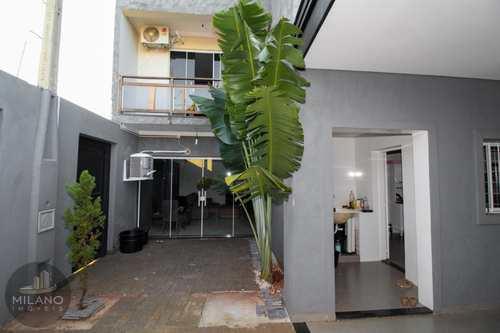 Casa, código 487 em Três Lagoas, bairro Vila Terezinha