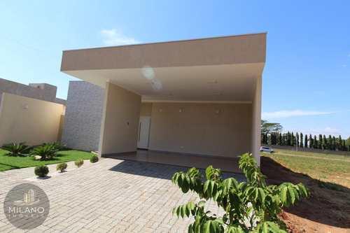 Casa de Condomínio, código 490 em Três Lagoas, bairro Residencial Costa Leste