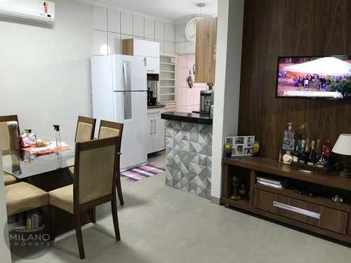 Casa, código 497 em Três Lagoas, bairro Parque São Carlos
