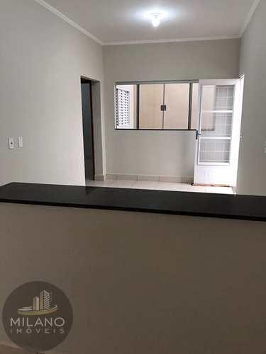 Casa, código 521 em Três Lagoas, bairro Jardim Alvorada