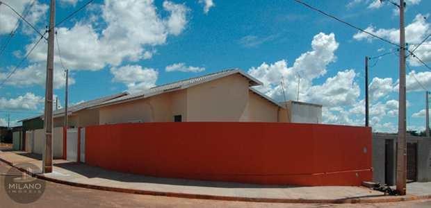Terreno em Andradina, no bairro Residencial Água Viva