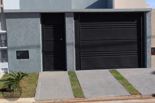 Casa, código 530 em Três Lagoas, bairro Jardim Bela Vista