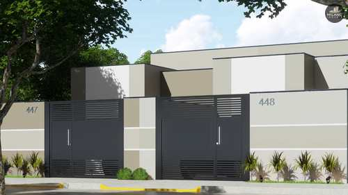 Casa, código 543 em Três Lagoas, bairro Parque das Mangueiras