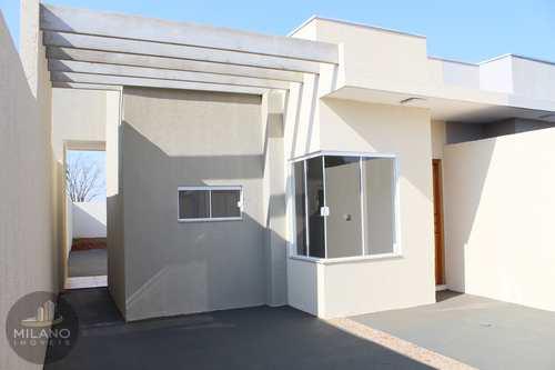 Casa, código 547 em Três Lagoas, bairro Jardim Bela Vista