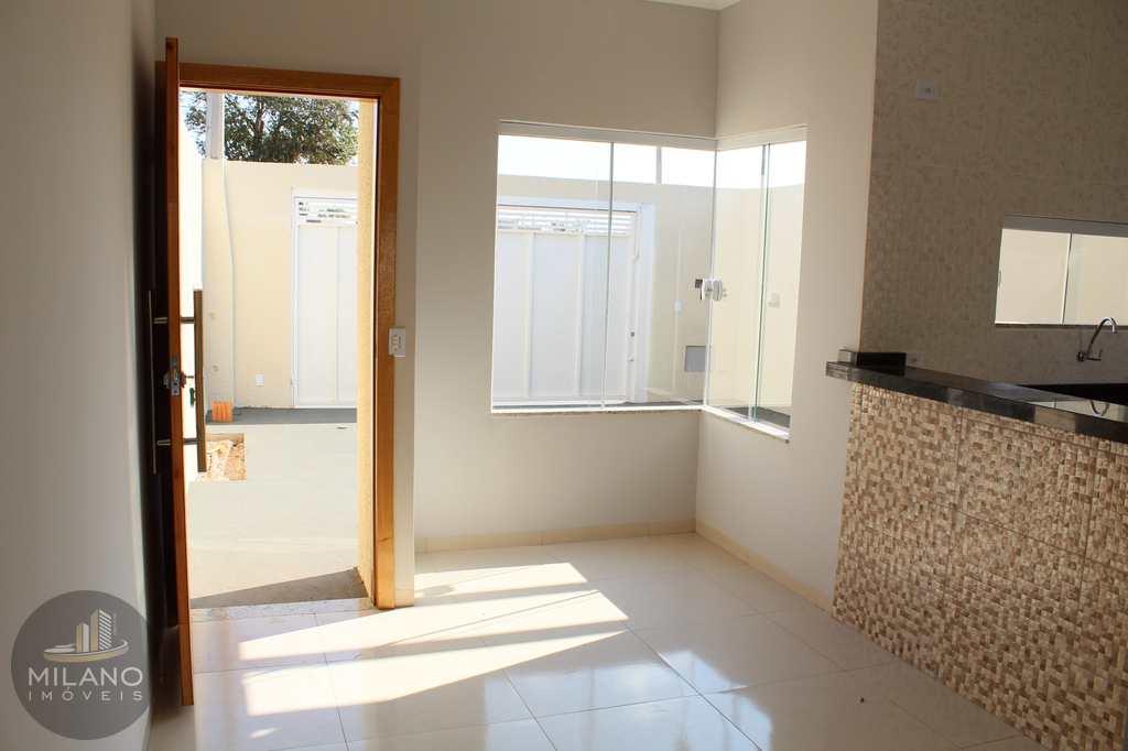 Casa em Três Lagoas, no bairro Jardim Bela Vista