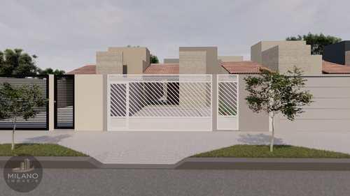 Casa, código 569 em Três Lagoas, bairro Ipê