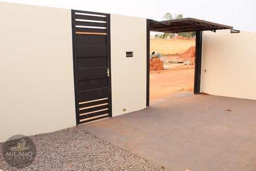 Casa, código 579 em Três Lagoas, bairro Ipê
