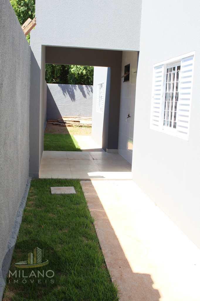 Casa em Três Lagoas, no bairro Vila Terezinha