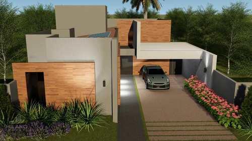 Casa de Condomínio, código 616 em Três Lagoas, bairro Jardim Bela Vista