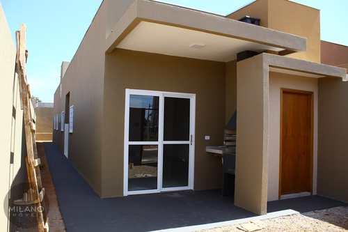 Casa, código 642 em Três Lagoas, bairro Jardim Bela Vista