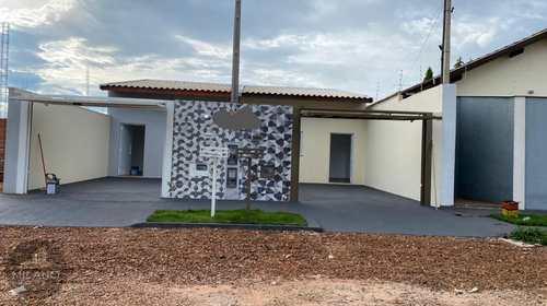 Casa, código 650 em Três Lagoas, bairro Jardim Nova Americana