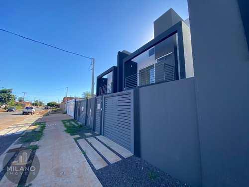 Casa, código 652 em Três Lagoas, bairro Jardim Morumbi