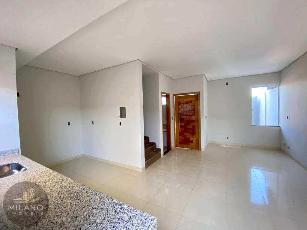 Casa em Três Lagoas, no bairro Jardim Morumbi