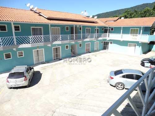 Apartamento, código 628 em Ubatuba, bairro Praia da Maranduba