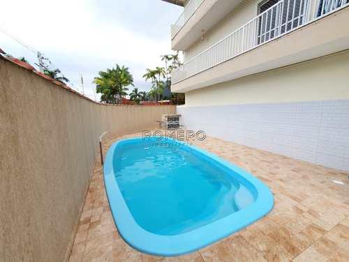 Apartamento, código 618 em Ubatuba, bairro Praia da Lagoinha