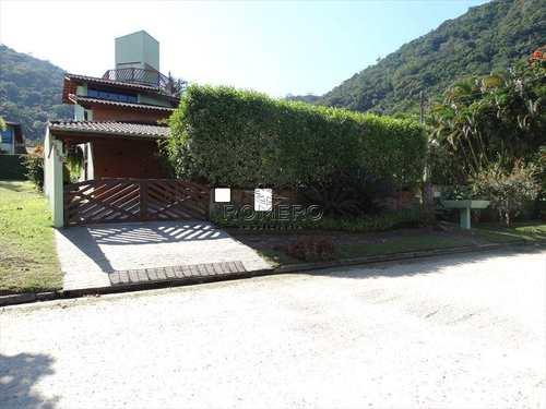 Casa, código 610 em Ubatuba, bairro Recanto Lagoinha