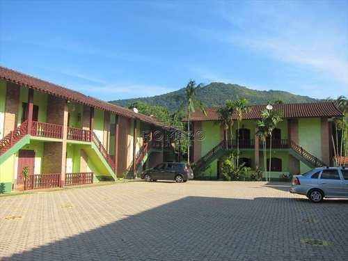 Apartamento, código 605 em Ubatuba, bairro Praia da Maranduba