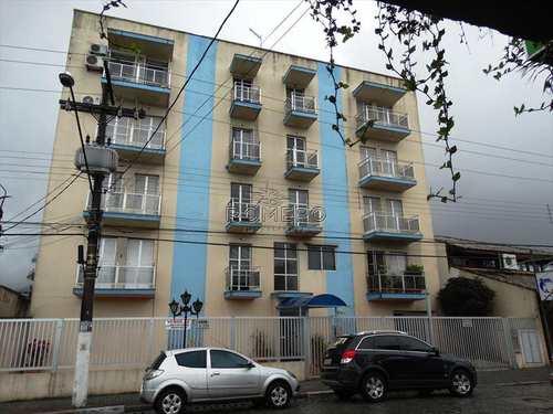 Apartamento, código 451 em Ubatuba, bairro Itagua