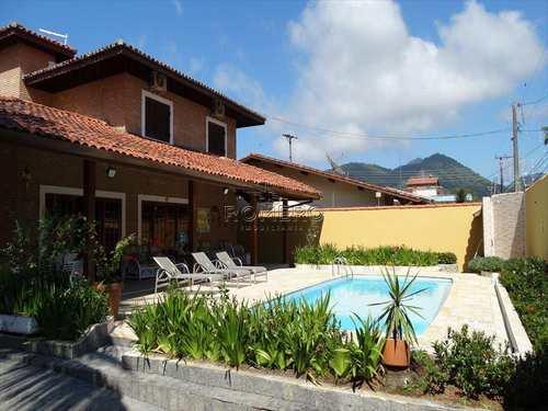 Casa, código 436 em Ubatuba, bairro Itagua