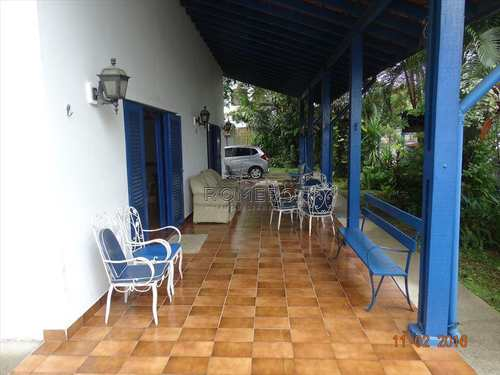Casa, código 335 em Ubatuba, bairro Itagua
