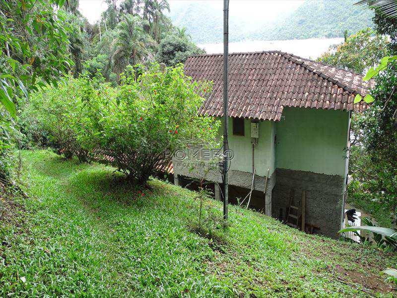 Casa em Parati, no bairro Saco do Mamanguá