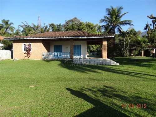 Casa, código 253 em Ubatuba, bairro Praia do Sapê
