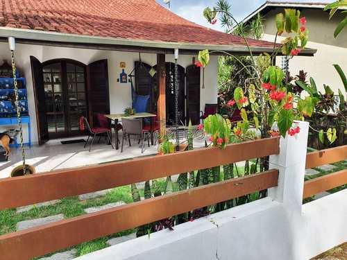 Casa, código 161 em Ubatuba, bairro Praia da Lagoinha
