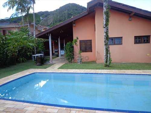 Casa, código 151 em Ubatuba, bairro Recanto Lagoinha