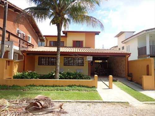 Casa, código 143 em Ubatuba, bairro Condomínio Lagoinha