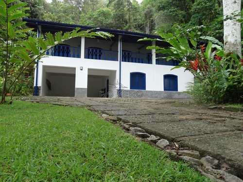 Casa, código 641 em Ubatuba, bairro Praia do Pulso