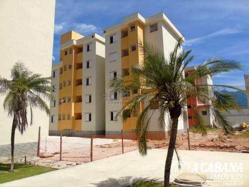 Apartamento, código 689 em Ubatuba, bairro Ipiranguinha