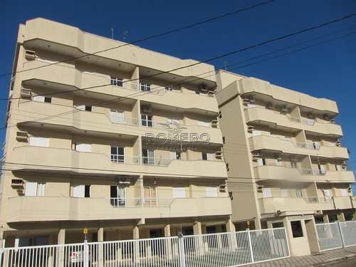 Apartamento, código 715 em Ubatuba, bairro Centro