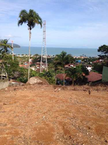Terreno, código 776 em Ubatuba, bairro Praia Lagoinha