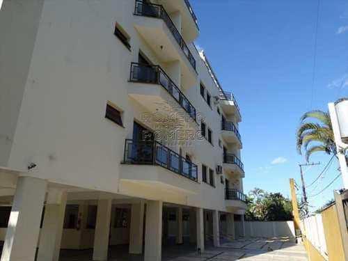 Apartamento, código 783 em Ubatuba, bairro Praia da Maranduba
