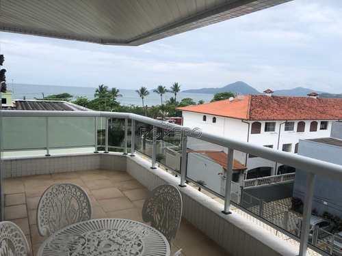 Apartamento, código 810 em Ubatuba, bairro Praia Grande
