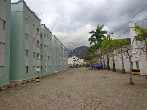 Apartamento, código 811 em Ubatuba, bairro Praia do Sapê
