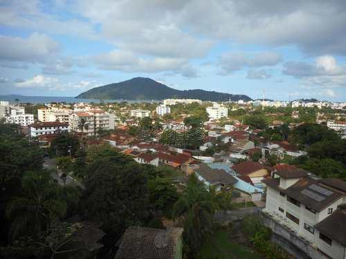 Apartamento, código 970 em Ubatuba, bairro Itagua