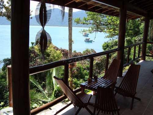 Casa, código 1116 em Ubatuba, bairro Praia da Picinguaba
