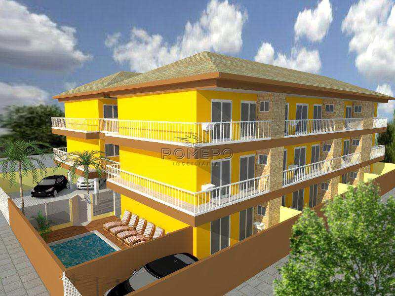 Apartamento em Ubatuba, no bairro Praia da Maranduba