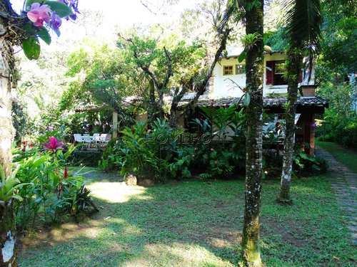 Casa, código 1157 em Ubatuba, bairro Praia do Pulso