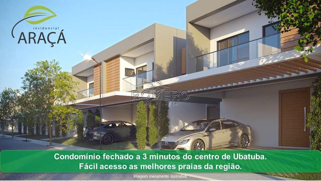 Casa em Ubatuba, no bairro Jardim Carolina